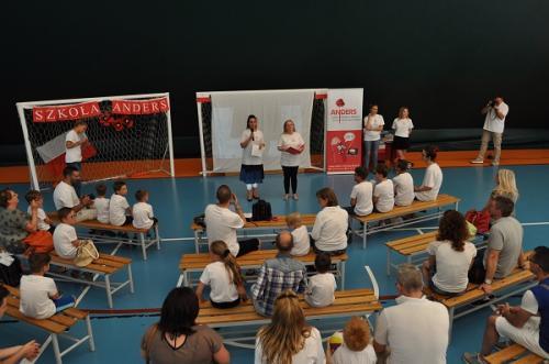 sala gimnastyczna polacy we wloszech